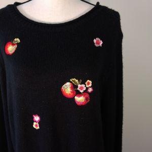 Lauren Conard Disney Snow White Sweater sz 1X